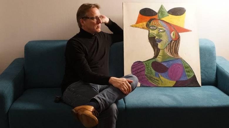 Ο «Ιντιάνα Τζόουνς της τέχνης» βρήκε πίνακα του Πικάσο που είχε κλαπεί πριν από 20 χρόνια