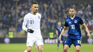 Βοσνία-Ελλάδα 2-2: Η Εθνική... επέστρεψε!