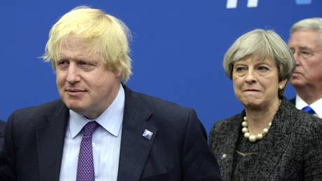Brexit: Ο Μπόρις Τζόνσον ψηφίζει υπέρ της πρότασης Μέι - Προς συζήτηση η ανάκληση του άρθρου 50