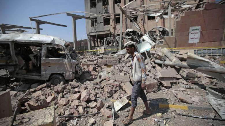 Υεμένη: Επτά νεκροί από επίθεση με πύραυλο κοντά σε νοσοκομείο
