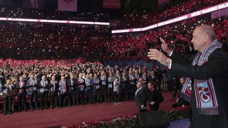 Ερντογάν: Τζαμί η Αγία Σοφία μετά τις εκλογές, δεν θα υπάρξει ξανά Κωνσταντινούπολη