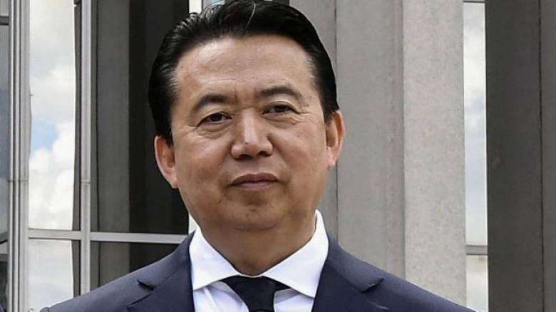 Κίνα: Δίωξη για δωροδοκία στον πρώην πρόεδρο της Ιντερπόλ