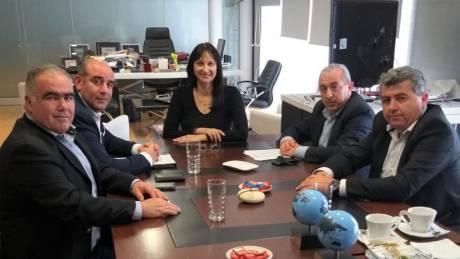 Κουντουρά: Θα δημιουργηθεί τμήμα μετεκπαίδευσης εργαζομένων στον τουρισμό στο Ηράκλειο