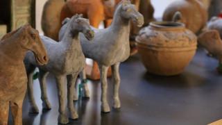 Η Ιταλία επιστρέφει εκατοντάδες κλεμμένα αρχαία στην Κίνα