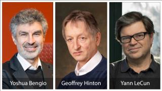 Βραβείο Τιούρινγκ: Απονέμεται στους «πατέρες» των βαθιών νευρωνικών δικτύων της τεχνητής νοημοσύνης