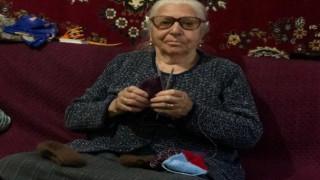 Θεσσαλονίκη: Το «ευχαριστώ» της 90χρονης για τη συμπαράσταση του κόσμου
