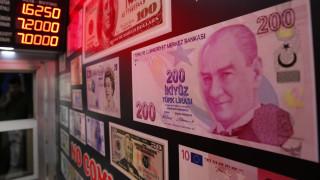 Κατρακυλά η τουρκική λίρα