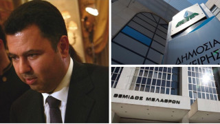 Νέο δικαστικό μπλόκο σε Λαυρεντιάδη για την υπόθεση ΔΕΠΑ - ELFE