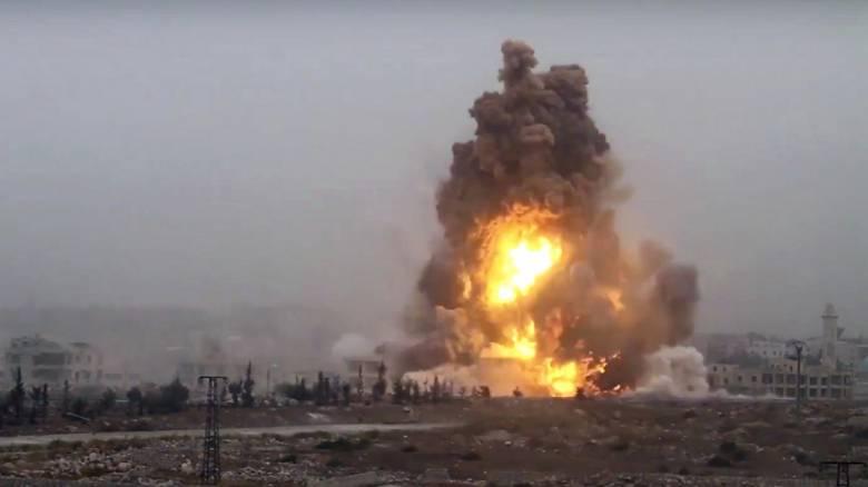 Συρία: To Ισραήλ επιτέθηκε με πυραύλους στο Χαλέπι