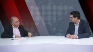 Δ, Παπαδημούλης στις Αντιλογίες: Δεν αποκλείω ο ΣΥΡΙΖΑ να είναι πρώτος στις ευρωεκλογές