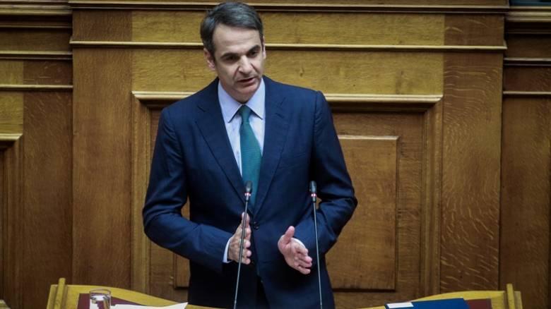 Μητσοτάκης: Το αποτέλεσμα της 26ης Μαΐου θα αναγκάσει τον Τσίπρα να συρθεί σε εκλογές