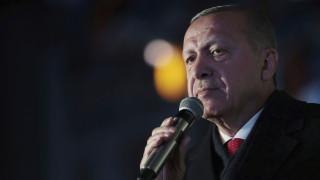 Αμετανόητος ο Ερντογάν: Είναι ώρα να κάνουμε την Αγιά Σοφιά τζαμί