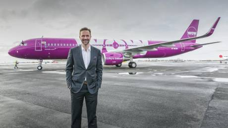 Αεροπορική βάρεσε ξαφνικό «κανόνι»: Στον… αέρα οι επιβάτες