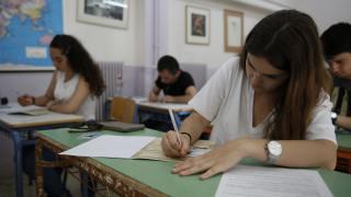 Πανελλήνιες Εξετάσεις 2019: Δείτε αναλυτικά το πρόγραμμα