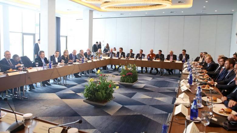 Θεσσαλονίκη: Λύση για τα «μακεδονικά προϊόντα» απαίτησαν από τον Τσίπρα οι φορείς