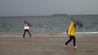 Καιρός: Σαρώνει τη χώρα η κακοκαιρία – Κρύο, καταιγίδες και θυελλώδεις άνεμοι