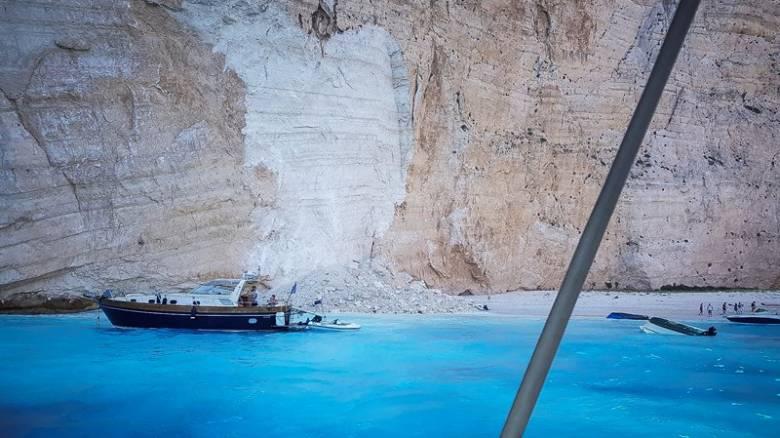 Ζάκυνθος: Τέλος Απριλίου θα είναι έτοιμη η παραλία του Ναυαγίου για τους τουρίστες