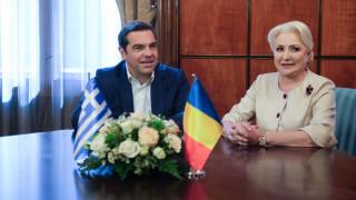 Συγχαρητήρια από την πρωθυπουργό της Ρουμανίας σε Τσίπρα για την έξοδο από τα μνημόνια