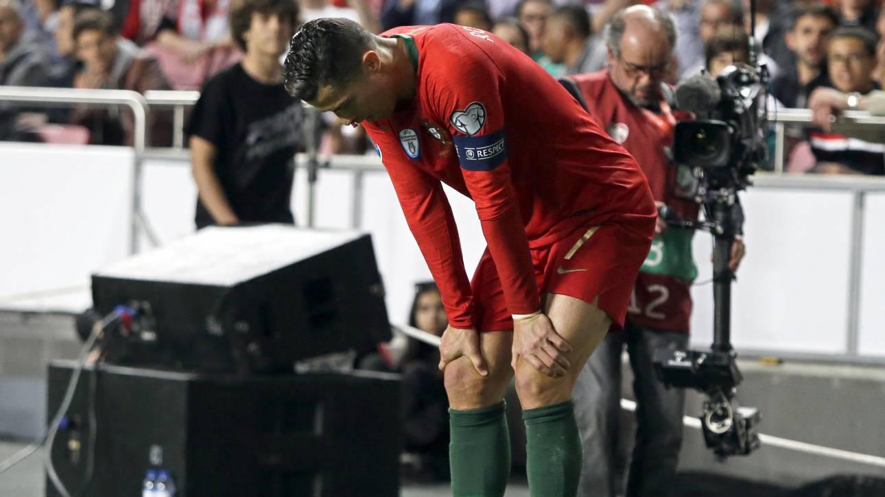 Champions League: «Τρέχει» για να προλάβει το πρώτο ματς με Άγιαξ ο Ρονάλντο