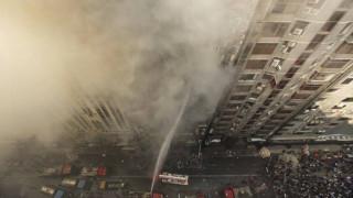 Μπανγκλαντές: Στους 25 οι νεκροί από την πυρκαγιά στο πολυώροφο κτήριο
