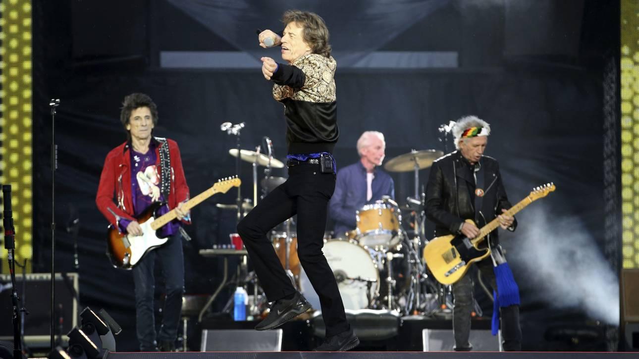 Αναβλήθηκε συναυλία των Rolling Stones λόγω ασθένειας του Μικ Τζάγκερ