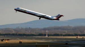TWA: Ένα απομεινάρι τον δοξασμένων ημερών της Trans World Airlines παραμένει στο αεροδρόμιο JFK της Νέας Υόρκης, το άλλοτε διατλαντικό αεροδρόμιο της αεροπορικής εταιρείας, από όπου οι επιβάτες έφταναν και αναχωρούσαν από τον τερματικό σταθμό TWA Flight C