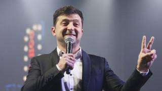 Βολοντίμιρ Ζελένσκι: Ο κωμικός που διεκδικεί τον προεδρικό θώκο της Ουκρανίας