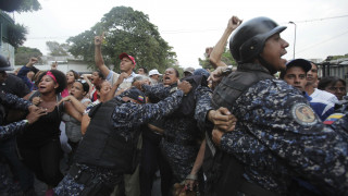 Ρωσία: Δεν έχουμε στείλει στρατιωτικές δυνάμεις στη Βενεζουέλα