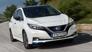 Το Nissan Leaf είναι δικαίως το πιο επιτυχημένο ηλεκτρικό αυτοκίνητο του κόσμου