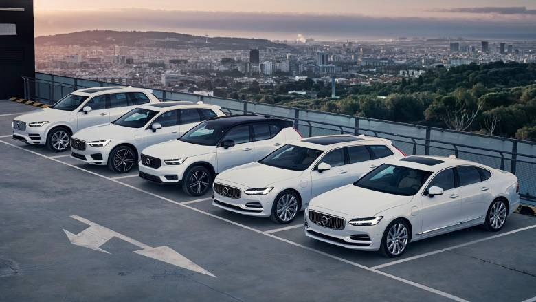 H Volvo κινείται αποφασιστικά, με συνέπεια και με συνέχεια προς την ηλεκτροκίνηση