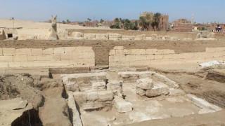 Αίγυπτος: Ανακαλύφθηκε κρυμμένο παλάτι του Ραμσή του Μέγα
