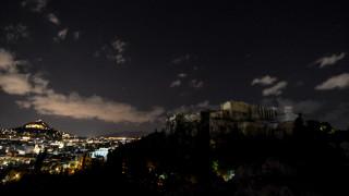 Ώρα της Γης 2019: Η Ακρόπολη έσβησε τα φώτα της