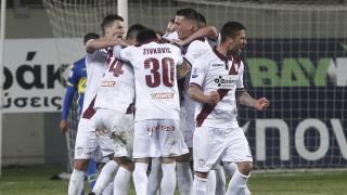 Super League: Νίκη παραμονής για ΑΕΛ