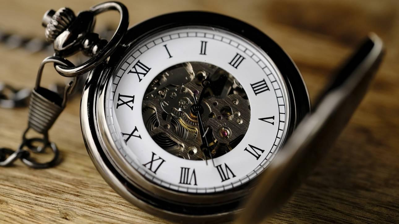 Άλλαξε η ώρα: Μια ώρα μπροστά οι δείκτες των ρολογιών