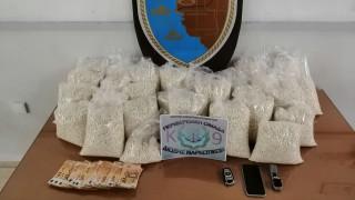 Χιλιάδες ναρκωτικά χάπια εντοπίστηκαν σε αυτοκίνητο στο λιμάνι της Ηγουμενίτσας
