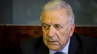 Αβραμόπουλος: Ανάγκη να συνεχιστούν οι επιχειρήσεις της ΕΕ για τη διάσωση μεταναστών στη Μεσόγειο