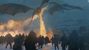 Μπορεί ένας δράκος να τα «βάλει» με τον απέθαντο αδελφό του; Αναμένεται μια επική μάχη ανάμεσα σε δράκους στην τελευταία σεζόν του Game of Thrones. Όπως όλα δείχνουν, οι δράκοι της Καλίσι θα τα βάλουν με τον «απέθαντο» αδελφό τους. Ποια πλευρά θα κερδίσει