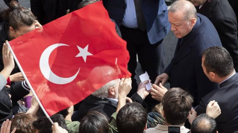 Γιατί οι σημερινές δημοτικές εκλογές αποτελούν «στοίχημα» για τον Ερντογάν