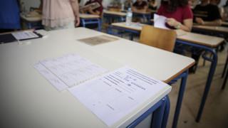 Πανελλήνιες Εξετάσεις 2019: Μέχρι την Τρίτη μπορείτε να υποβάλετε αίτηση
