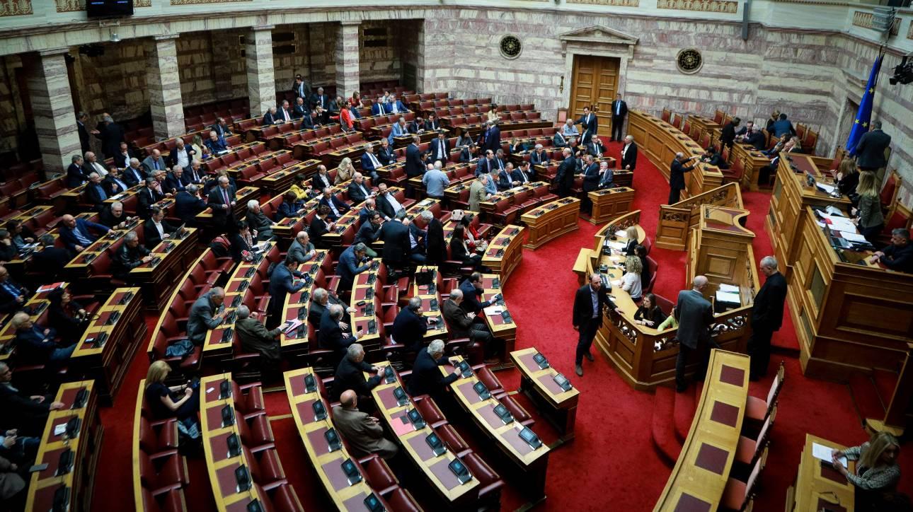 Στη Βουλή η διεκδίκηση των γερμανικών αποζημιώσεων
