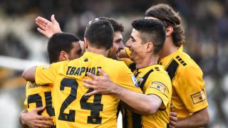 ΑΕΚ-Παναιτωλικός 4-0: «Περίπατος» και σκέφτεται Λαμία