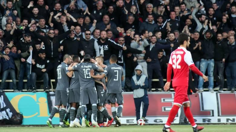 Ξάνθη-ΠΑΟΚ 1-2: Το Πρωτάθλημα «οδεύει» στην Τούμπα