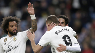 Ρεάλ Μαδρίτης-Ουέσκα 3-2: «Σωτήρας» ο Μπενζεμά
