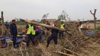 Φονική καταιγίδα στο Νεπάλ: Τουλάχιστον 25 νεκροί και 400 τραυματίες