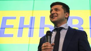 Προεδρικές εκλογές Ουκρανία: Κέρδισε τον πρώτο γύρο ο κωμικός Βολοντίμιρ Ζελένσκι