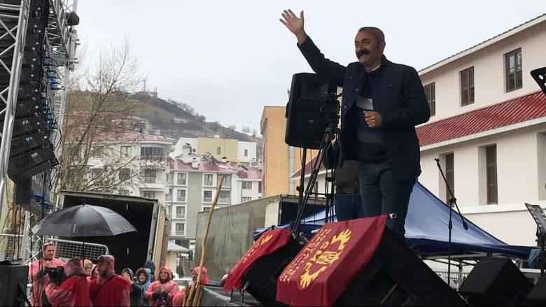 Εκλογές Τουρκία 2019: Ο πρώτος κομμουνιστής δήμαρχος στο Ντερσίμ