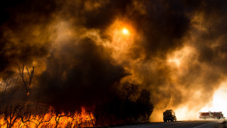 Κίνα: Δεκάδες νεκροί από φωτιά σε δασική περιοχή - Αγνοείται η τύχη 30 πυροσβεστών