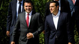 Τσίπρας στο ΜΙΑ: Η Συμφωνία των Πρεσπών είχε πολιτικό κόστος