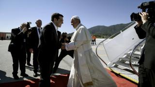 Πάπας Φραγκίσκος: Η φράση του Αλέξη Τσίπρα που αξίζει βραβείο Νόμπελ