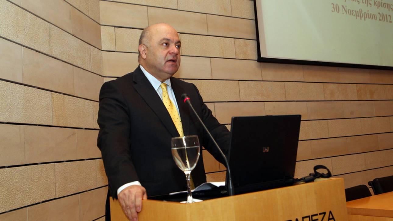 Ο Γ. Ζανιάς νέος Πρόεδρος της Eurobank